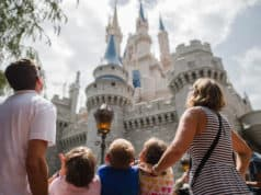 Disney CEO Bob Chapek Comments on Reopening Plans