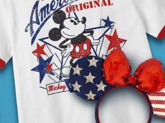 New Americana Merchandise on shopDisney!