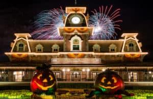 NEWS: Magic Kingdom Announces Dates and Details for Halloween Celebration!