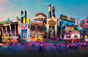 CityWalk at Universal Orlando Resort to Reopen with Limited Operations!