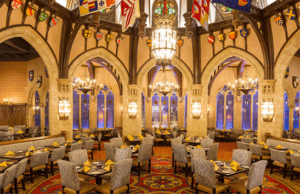Full List of Disney Restaurants with Mobile Check-in