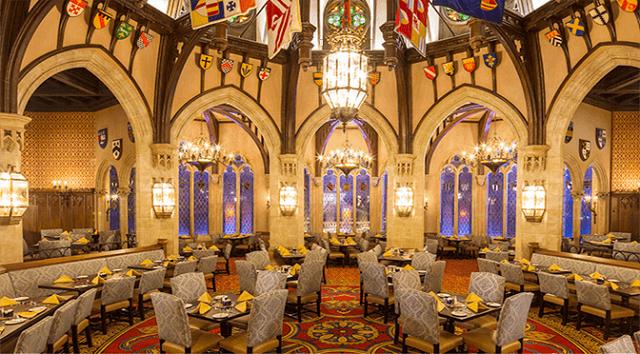 Full List of Disney Restaurants with Mobile Check-in