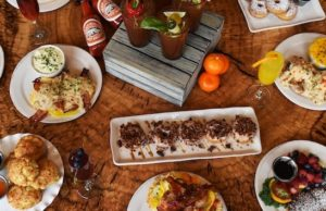 Limited Menu Release for Chef Art Smith's Homecomin'