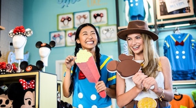 New List of Stores Reopening At Disney Springs
