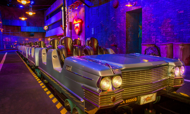 The new future of Disney World on-ride photos without MagicBands