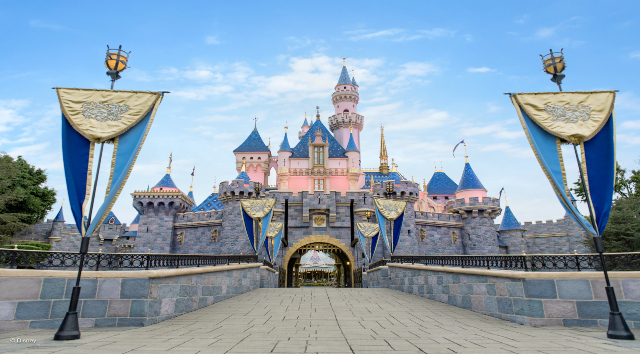Disneyland Celebrates 65 Years of Magic Today!