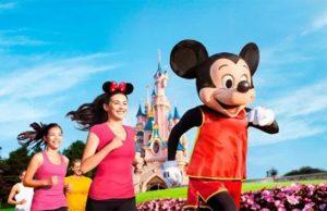 The Disneyland Paris Run Weekend Will be Postponed