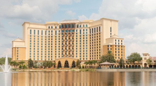 Pixie Dust! Complimentary Upgrades for Resort Closures