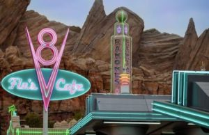 """Get Your Kicks On Route 66"" With This Tour of Cars Land"