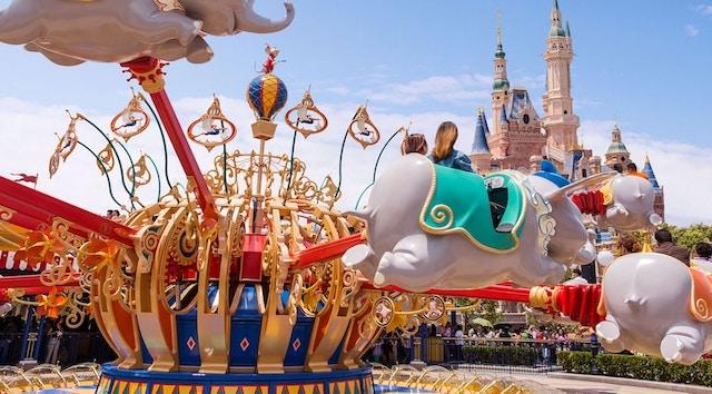 New Virtual Queue System Launches at Shanghai Disneyland