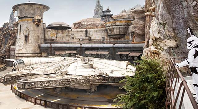 Star Wars: Galaxy's Edge Restaurant Removed from Reopening List