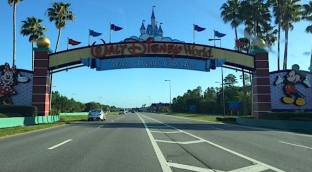 Disney World Shares