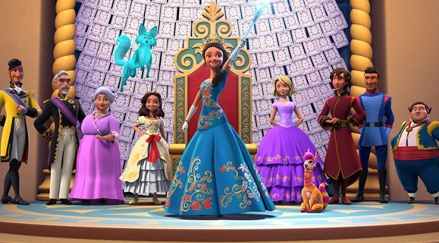 Disney Jr.'s Elena of Avalor to End with a Prime Time Special in August