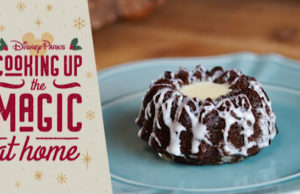 Cooking Up the Magic: Disneyland Resort's Gingerbread Bundt Cake Recipe