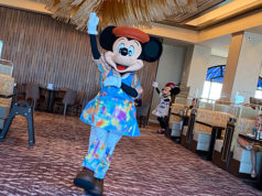 Review and Photo Tour: Modified Character Experience at Topolino's Terrace