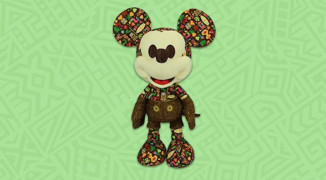 Attraction Inspired Mickey Mouse and Take a Virtual Disney Vacation