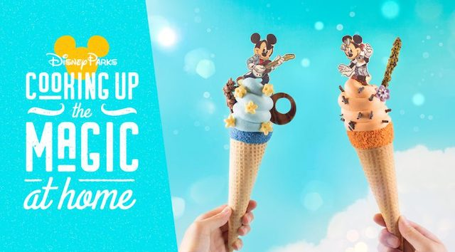 Celebrate National Ice Cream Day with Disney Sweet Treats