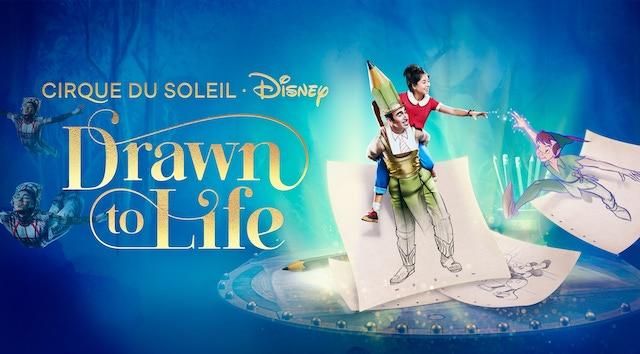 Disney Springs Cirque du Soleil Tickets on Sale Now