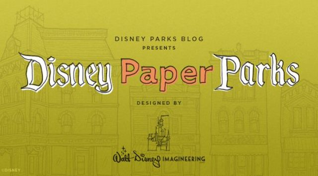 FREE Activity Sheets to Bring the Magic of Main St. To Your Home
