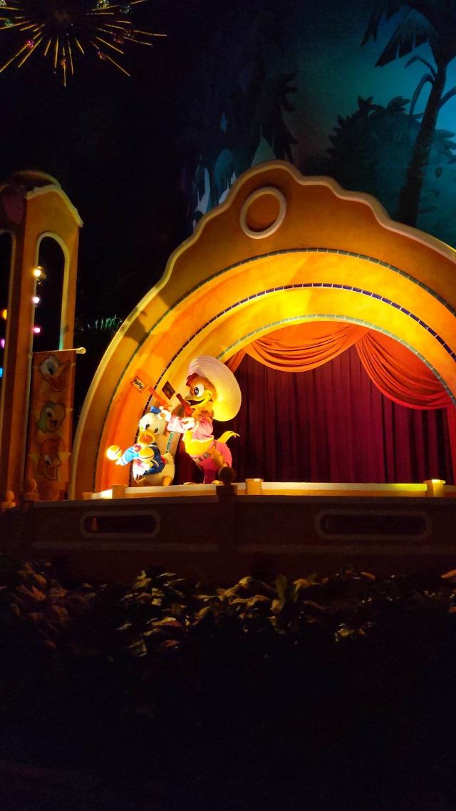 Update for Gran Fiesta Tour Staring the Three Caballeros