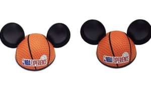 NBA Merchandise Now Available on ShopDisney