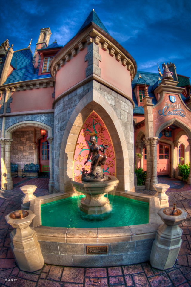 This image has an empty alt attribute; its file name is Magic-Kingdom-Cinderella-Vertical.jpg
