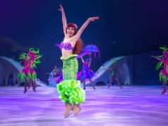 Sneak Peek of Disney on Ice Little Mermaid Performance