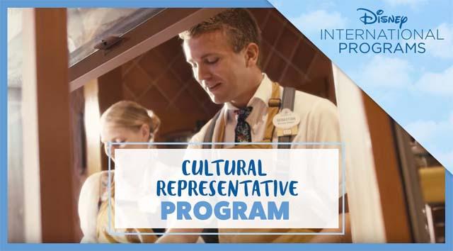 Update: Status of Disney Cultural Representative Program Suspension