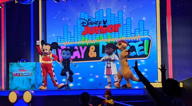 Photos and Videos: All the Details on the New Disney Junior Play and Dance Character Show