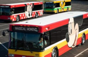 New Transportation Dates Provided for Walt Disney World