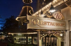 The Plaza Restaurant at Magic Kingdom Review
