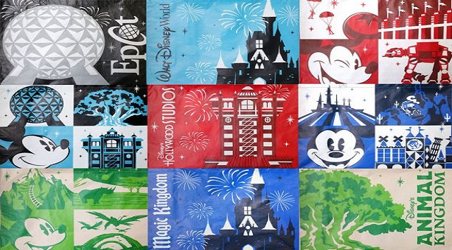 Price of Reusable Bags Reduced at Disney Springs