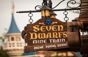 Disney Shares Virtual Ride of Seven Dwarfs Mine Train at Magic Kingdom