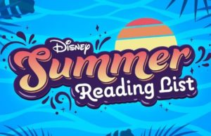 Disney Summer Reading List