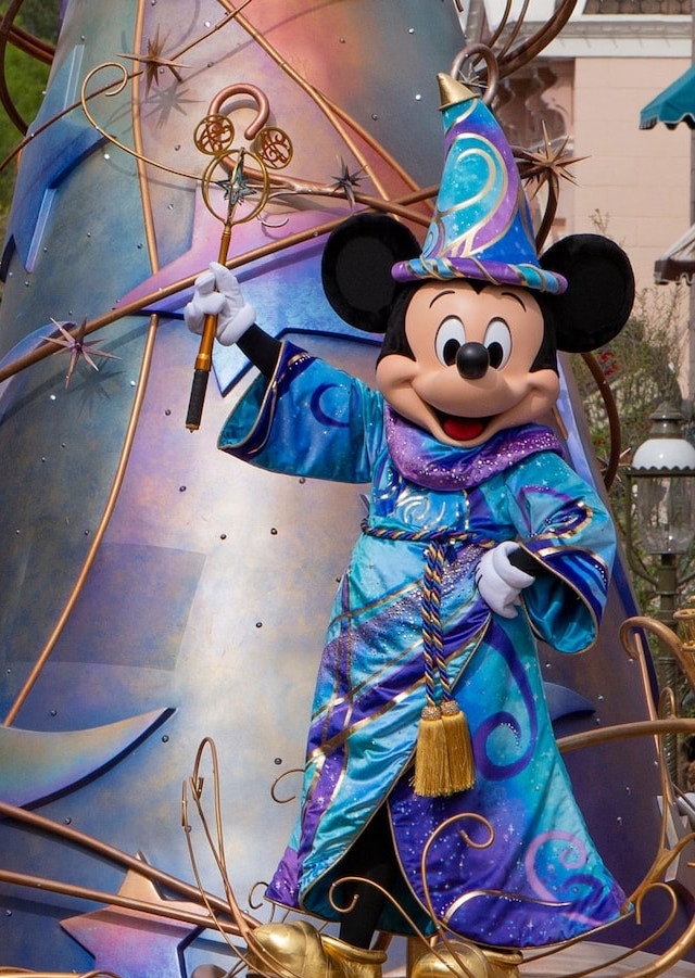 Magic Happens Parade