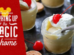 White Chocolate Budino Recipe From Disney Park's Latest Cookbook