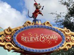 Believe and Soar As We Celebrate Dumbo
