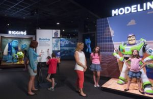 "Check out ""The Science Behind Pixar"" Exhibit"