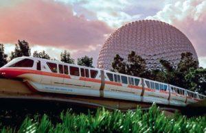 Current Monorail Schedule at Walt Disney World