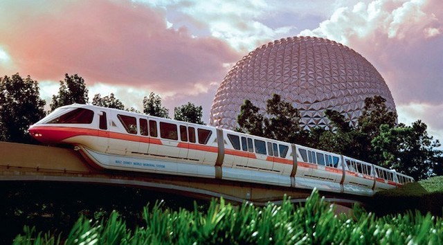 Current Monorail Schedule at Walt Disney World