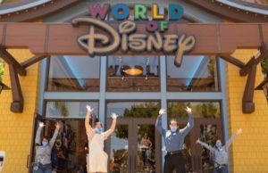 Disney Shares Inspiration Behind New Cast Member Face Masks