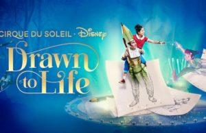 Disney Springs Cirque du Soleil Cancels More Shows