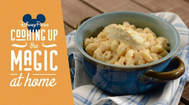Cooking Up the Magic: Gourmet Macaroni and Cheese Recipe from EPCOT's Taste of Food and Wine!