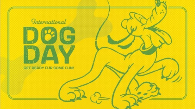 International Dog Day: Pluto's Hidden Attraction