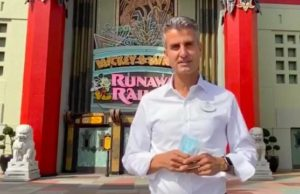 Josh D'Amaro on the Park Pass Reservation System and the Reopening of Disneyland