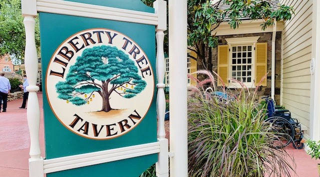 Check Out This Review of Liberty Tree Tavern at Magic Kingdom
