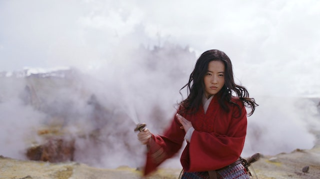 New Live-Action Mulan Music Video for
