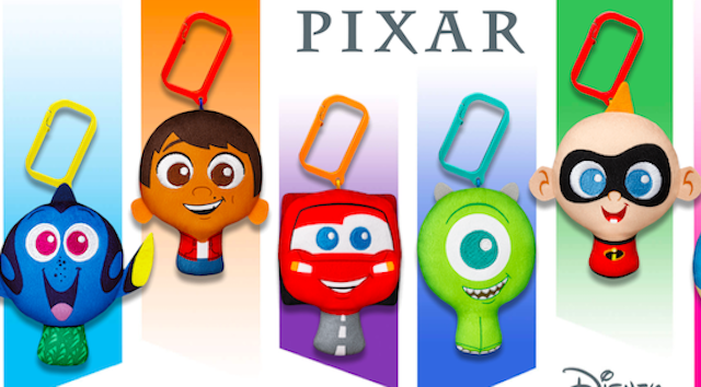 Pixar Toys Have Landed at McDonalds