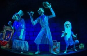 """Video: Join a Special Disney Legend """"Ghost Host"""" for Behind the Magic: Haunted Mansion"""