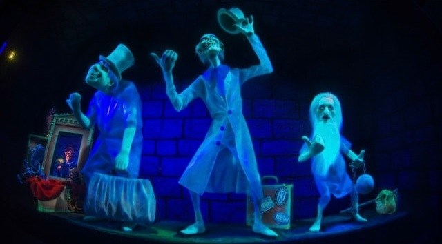 "Video: Join a Special Disney Legend ""Ghost Host"" for Behind the Magic: Haunted Mansion"
